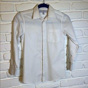 Nordstrom White Dress Shirt